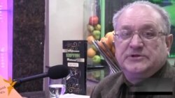 Подследственный атеист Харламов в Алматы