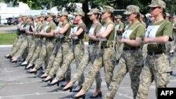 A sok kritikát kiváltó fotó az Ukrán Hadügyminisztérium honlapjáról
