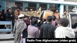تشییع جنازه یکی از فعالان رسانهای