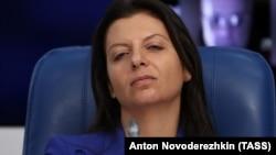 """Margarita Simonyan: """"[Lukashenka] performed beautifully."""""""