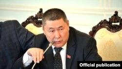 Абтандил Кулбараков.