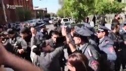 Protesti u Armeniji
