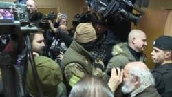 Українських моряків зустріли аплодисментами на суді в Москві – відео