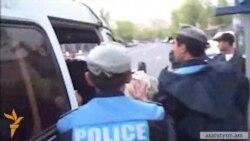 Ոստիկանությունը հերքում է իր առնչությունը տարածված տեսանյութի հետ