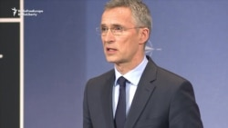 NATO Affirms Commitment To Balkans, Ukraine Security Support