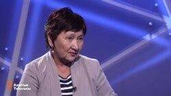 Абдирасулова: Керек болсо Атамбаевди да коргойбуз