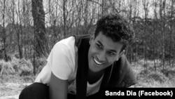 Sanda Dia fotója (dátum nélkül)