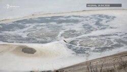 Дренажные и поверхностные воды текут в Волгу и Казанку без очистки
