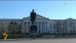 Kramatorsk Takes Stock After Ukraine Elections