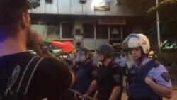 """Демонстрантите не стигнаа во Беко на """"информативен разговор"""""""