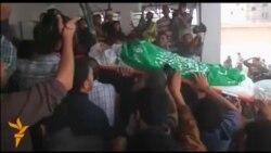 Палестинці ховають убитих у сутичці за тунель