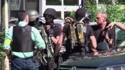 Германия-стрельба