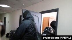 Обыск в офисе Белорусской ассоциации журналистов, февраль 2021