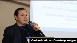 Вениамин Алаев, основатель Комиссии по правам людей с ограниченными возможностями имени Кайрата Иманалиева