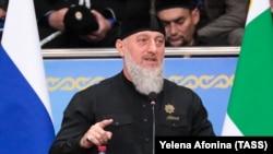 Депутат Госдумы от Чечни Адам Делимханов