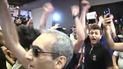 У Вірменії зірвали прес-конференцію екс-президента Кочаряна, звинуваченого у зв'язку з придушенням протестів