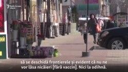 Locuitori din Tiraspol și Bender despre vaccinarea anti-covid