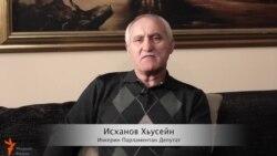 """Ичкерина """"оппозици"""" тIелетта де. Исханов Хьусайн"""