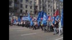 Россияда Меҳнаткашлар куни нишонланди