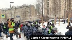 Москва 31 января