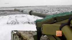 Донецк под обстрелом