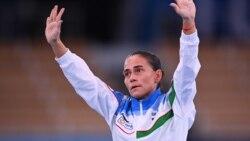 Гимнастка Оксана Чусовитина завершила спортивную карьеру после восьми Олимпиад