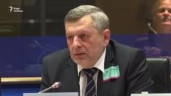 Доповідь Ахтема Чийгоза в Європарламенті