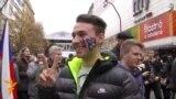 Czechs Celebrate 25th Anniversary Of Velvet Revolution