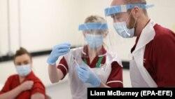 آرشیف، واکسیناسیون کرونا در ایرلند