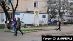 Памятник полковнику Горпищенко установлен в 1971 году