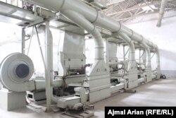 ماشینهای تولید روغن در شرکت سپینزر، ولایت کندز