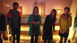 Концерт чеського гурту «Міланош» напередодні католицького Різдва