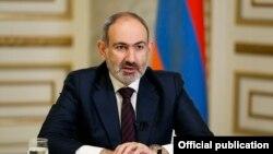 Armenia - Armenian Prime Minister Nikol Pashinian addresses the nation, Yerevan, December 5, 2020.