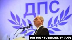 Лидерот на Движењето за права и слободи Ахмед Доган