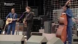 Боб Дилан барандаи ҷоизаи Нобел дар бахши адабиёт шуд