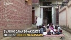 Dvanaestogodišnja egipatska učiteljica