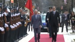 Princ Čarsl u posjeti Crnoj Gori