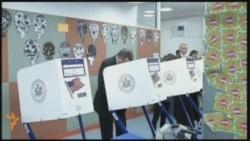 U.S. Votes In Midterm Election