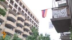 Երևանի կենտրոնի երեք շենքերի բնակիչները հուսահատված են