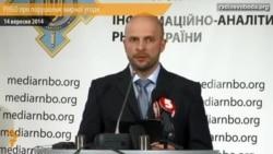 Кількість обстрілів українських позицій збільшується – РНБО