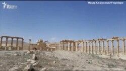 """Суриянинг """"арвоҳ шаҳри"""" Палмира"""
