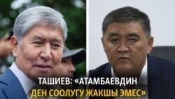 """Кыргызстан   Жаңылыктар (24.12.2020) """"Бүгүн Азаттыкта"""""""