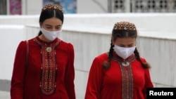 Түркмөнстан, Ашхабад шаары. Июль, 2020-жыл.