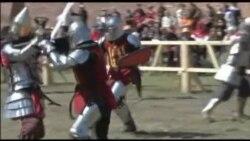 В Польше прошел чемпионат по рыцарским боям