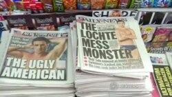 Американський олімпієць Раян Локті вибачився за поведінку у Ріо