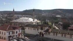 Реставрация ханских дворцов. Как это делают в Турции? (видео)