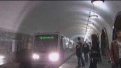 Stalin geri qayıdır - metro ilə