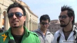 Iranians lured to Armenia by freedom