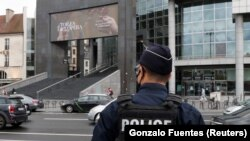 Полиция во Франции, иллюстративное фото