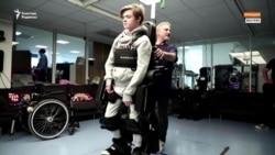 Сал болған науқасты жүргізетін робот